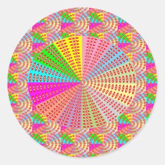 Arte curativo de la chispa del círculo de Chakra p