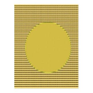 Arte curativo de Reiki - colección de la terapia Tarjeta Postal