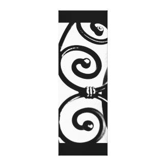 Arte curvado del hierro