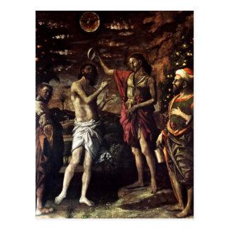 Arte de Andrea Mantegna Tarjeta Postal