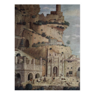 Arte de Andrea Mantegna Postal