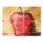 Arte de Apple Tarjetas Postales