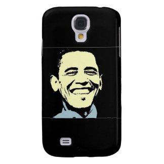 Arte de Barack Obama Funda Para Galaxy S4