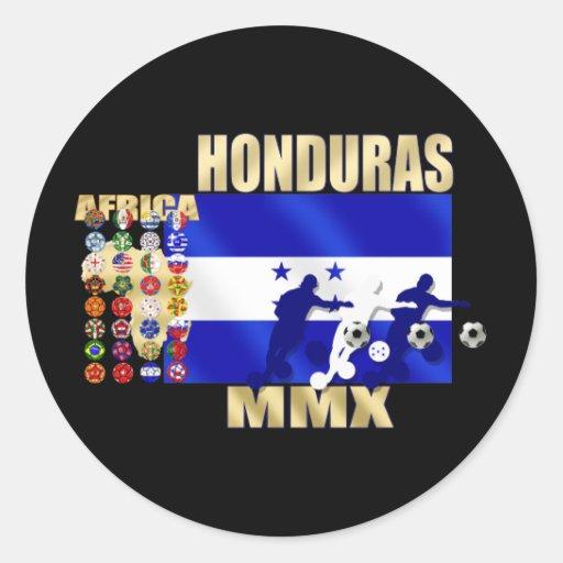 Arte de calificación del futbol de las fans de los etiqueta redonda