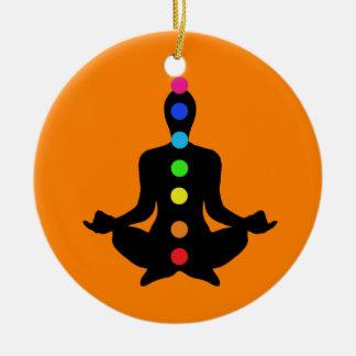 Arte de Chakra - ornamentos de la yoga Adorno
