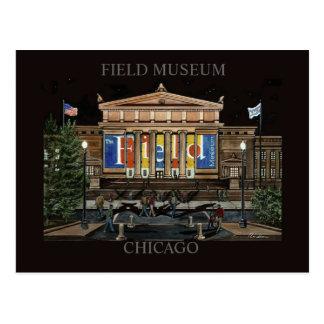 Arte de Chicago Randsom del museo del campo Postal