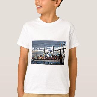 Arte de CityView - rascacielos de Staten Island Camisas