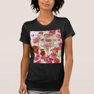 Arte de CricketDiane del café del verano Camiseta