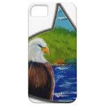 Arte de Eagle iPhone 5 Coberturas