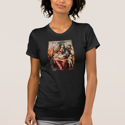 Arte de El Greco Camisetas