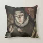 Arte de El Greco Cojines