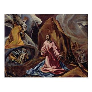 Arte de El Greco Tarjetas Postales