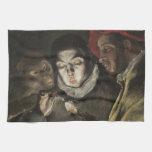Arte de El Greco Toallas De Mano