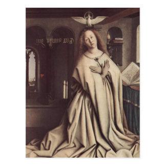 Arte de enero Ven Eyck Postales