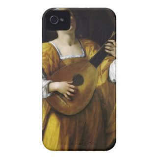 Arte de Gentileschi de la artemisia Carcasa Para iPhone 4 De Case-Mate