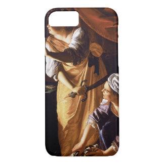 Arte de Gentileschi de la artemisia Funda iPhone 7