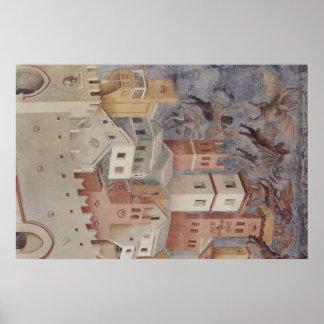 Arte de Giotto Poster
