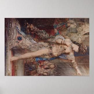 Arte de Gustave Moreau Póster