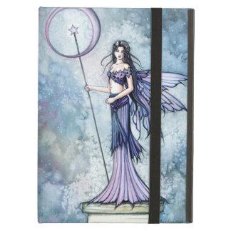 Arte de hadas celestial azul de la fantasía de Lum
