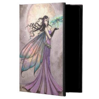 Arte de hadas de la fantasía de la libélula de la