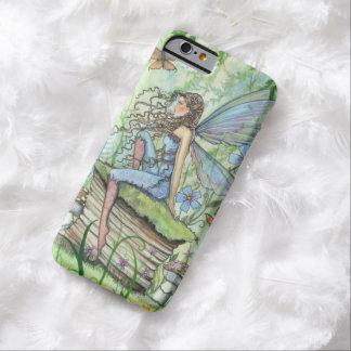arte de hadas de la fantasía de las flores de funda barely there iPhone 6