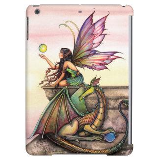 Arte de hadas de la fantasía del dragón de los orb