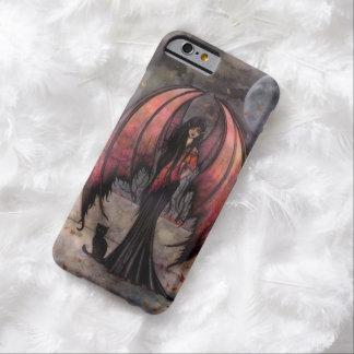 Arte de hadas de la fantasía del Faerie del otoño Funda Barely There iPhone 6