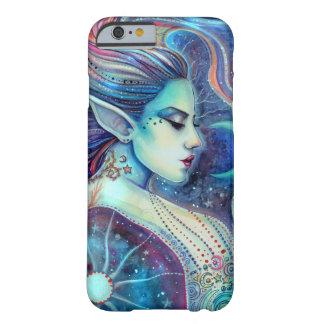 Arte de hadas de la fantasía del Faery de Celesta Funda Barely There iPhone 6