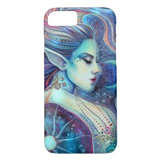 Arte de hadas de la fantasía del Faery de Celesta Funda iPhone 7