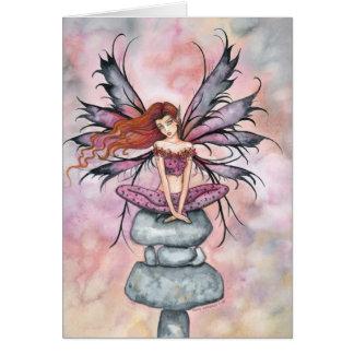 Arte de hadas de la fantasía del Sprite de Tarjeta De Felicitación