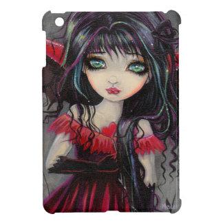 Arte de hadas del vampiro del amor iPad mini fundas
