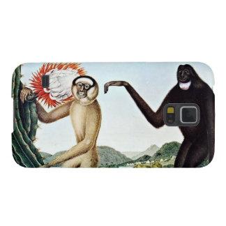 Arte de Hoolock Gibbons (Zotl) Fundas De Galaxy S5