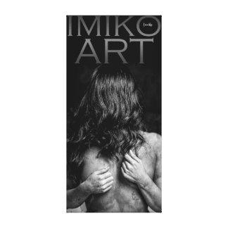 Arte de Imiko Impresiones En Lienzo Estiradas