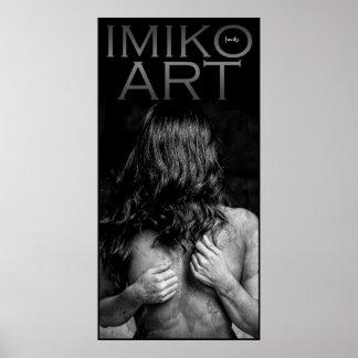 Arte de Imiko Posters