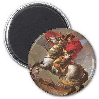 Arte de Jacques-Louis David Imán Redondo 5 Cm