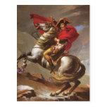 Arte de Jacques-Louis David Postal