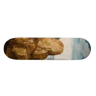Arte de Joaquín Patinir Skate Board