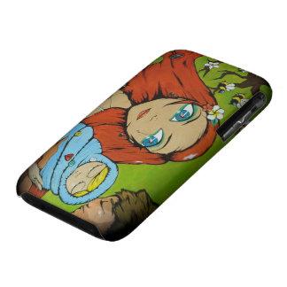 "Arte de Jonerz de la ""familia"" llamo por teléfono Case-Mate iPhone 3 Coberturas"