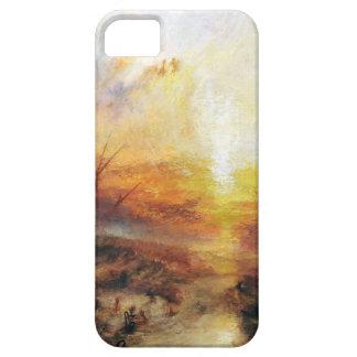 Arte de José Turner iPhone 5 Carcasas