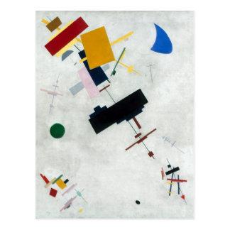 Arte de Kazimir Malevich Tarjetas Postales