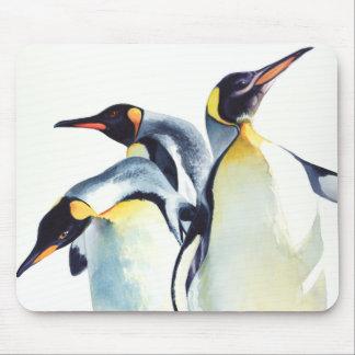 """""""Arte de la acuarela de la fauna del trío del ping Tapetes De Raton"""