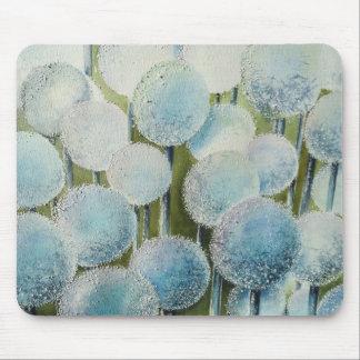 Arte de la acuarela de millones de la cebolla tapetes de ratón