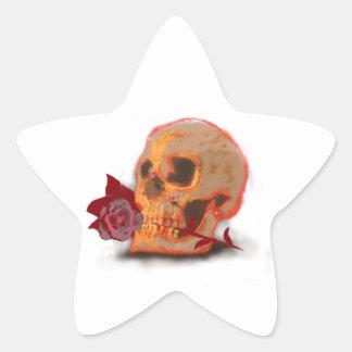 Arte de la alternativa del diseño del cráneo y del