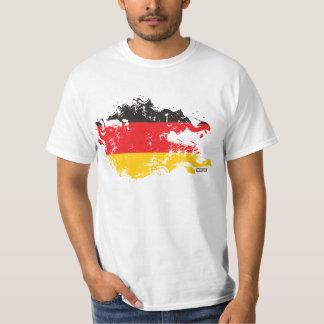 Arte de la bandera de Alemania Playera