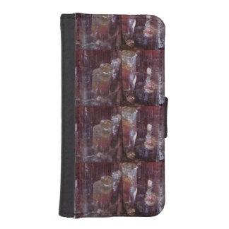 arte de la caja de la cartera del iPhone 5/5s por Fundas Tipo Cartera Para iPhone 5