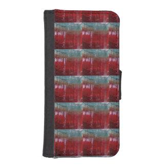 arte de la caja de la cartera del iPhone 5/5s por Fundas Cartera Para Teléfono