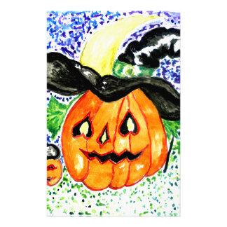 Arte de la calabaza de Halloween Papeleria De Diseño