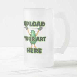 Arte de la carga por teletratamiento a los artícul tazas de café