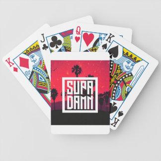 Arte de la cubierta del álbum de SUPADAMN Barajas De Cartas