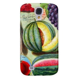 Arte de la cubierta del Co de la semilla de Iowa d Funda Para Galaxy S4